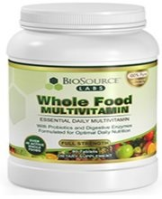 BioSource Labs Whole Food Multivitamin